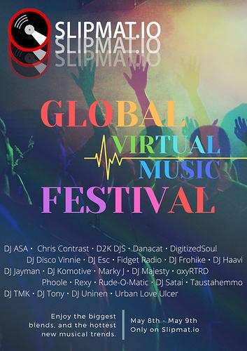 Global virtual festival