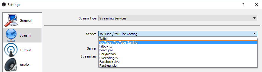 Configuring OBS for Slipmat IO & YouTube - Knowledge base